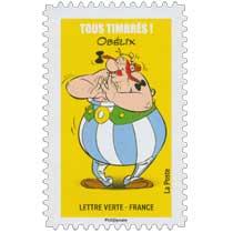 2019 TOUS TIMBRÉS ! - Obélix