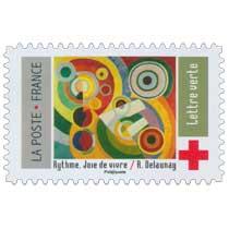 2020 Croix-Rouge française - Rythme - Joie de Vivre / R.Delaunay
