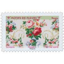2021 Motifs de fleurs - Roses