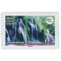 2021 France - Terre de tourisme - Cascade des Tufs