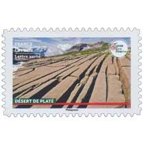 2021 France - Terre de tourisme - Désert de Platé