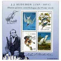 J.J. AUDUBON 1785-1851