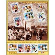Le siècle au fil du timbre Société(du N°3