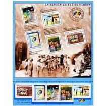 2000 Le siècle au fil du timbre n°2 (société)