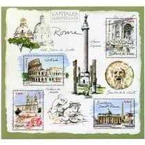 CAPITALES EUROPÉENNES Rome