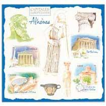 2004 CAPITALES EUROPÉENNES Athènes.