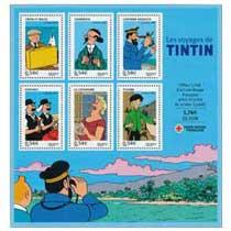 2007 Les voyages de TINTIN
