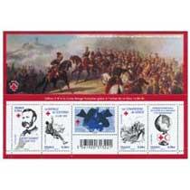 C'est à la suite de la bataille de Solferino qu'Henry Dunant créera la Croix-Rouge