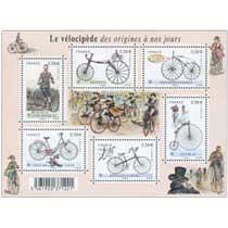 Le vélocipède des origines à nos jours