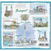 CAPITALES EUROPÉENNES Budapest