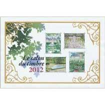 2012 Le salon du timbre