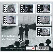 2012 Les acteurs de cinéma