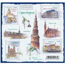 capitales européennes Copenhague