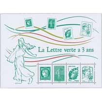 2014 La Lettre verte a 3 ans