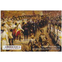 2015 Bicentenaire de la bataille de Huningue