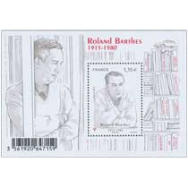 2015 Roland Barthes 1915-1980