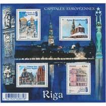 2015 Capitales européennes - Riga