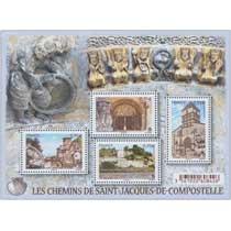 2015 Les chemins de Saint-Jacques-de-Compostelle