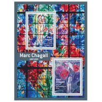 2017 Marc Chagall 1887-1985