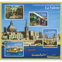 2017  Bloc Capitales Européennes - La Valette