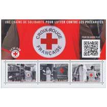 2019 Croix-Rouge française - UNE CHAÎNE DE SOLIDARITÉ POUR LUTTER CONTRE LES PRÉCARITÉS