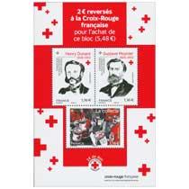 2020 Croix-Rouge française - 2 € reversés à la Croix-Rouge française pour l'achat de ce bloc