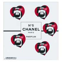 2021 N°5 CHANEL PARIS PARFUM