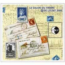 2006 Le salon du timbre et de l'écrit