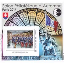 2014 Salon philatélique d'automne Paris