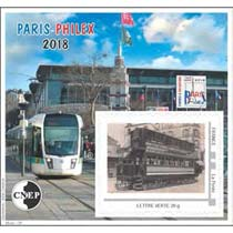 2018 Paris Philex CNEP