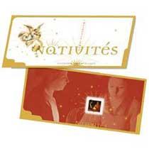 """Souvenir philatélique """"Nativités"""""""