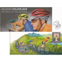 2013 Souvenir Tour de France 100e édition