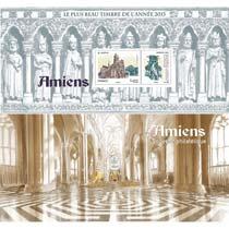 2013 Amiens Souvenir philatélique