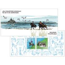 2014 Jeux Équestres Mondiaux FEI en Normandie