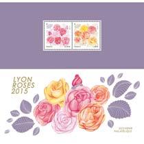 2015 Congrès mondial des Sociétés de roses - Lyon