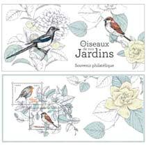 2018 Les oiseaux de nos jardins