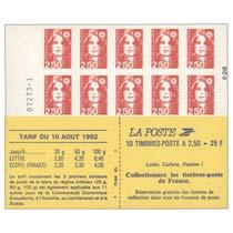 Tarif du 10 août 1992 - Loisir, Culture, Passion !