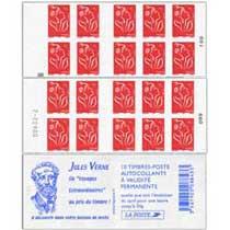 Jules Vernes six voyages extraordinaires au prix du timbre !