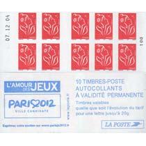 L'amour des jeux Paris 2012