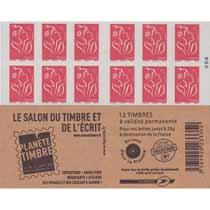 Le Salon du Timbre et de l'Écrit planète timbre