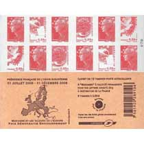 Présidence française de l'union européenne 01 juillet 2008 - 31 décembre 2008