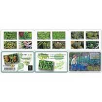 2012 Des légumes pour une lettre verte
