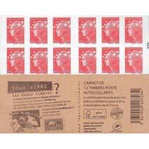 Abonnement aux carnets de beaux timbres