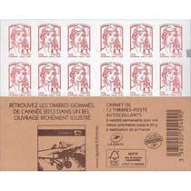 Retrouvez les timbres gommés de l'année 2013 dans un bel ouvrage richement illustré