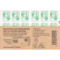 Carnet découvrez les enveloppes prêt-à-poster prestige
