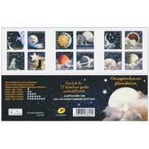 2016 carnet correspondances planétaires