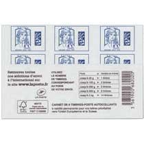2017 Nouveau tarif 2017 - timbres Europe
