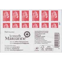2018 Carnet la nouvelle Marianne