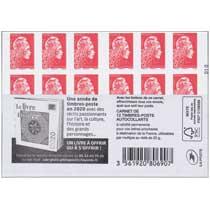 2020 Le livre des timbres
