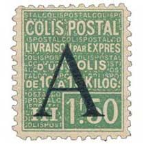 COLIS POSTAL Livraison par exprès d'un colis de 3,5 ou 10 kilog